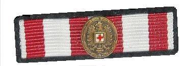 Verdienste Rotes Kreuz bronze